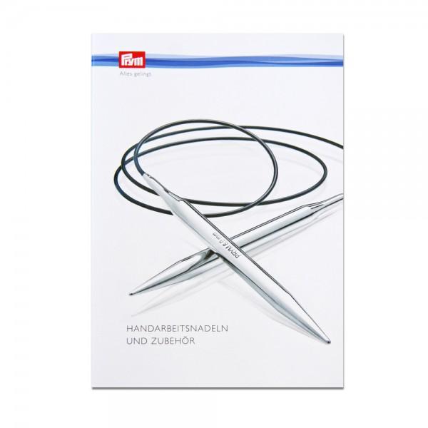 Prym Katalog für Nadeln & Zubehör