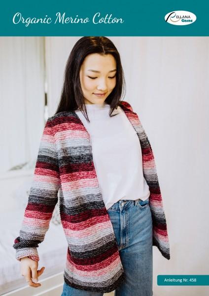 458 Organic Merino Cotton