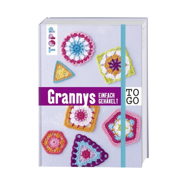 Grannys - Einfach gehäkelt
