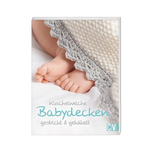 Kuschelweiche Babydecken gestrickt & gehäkelt