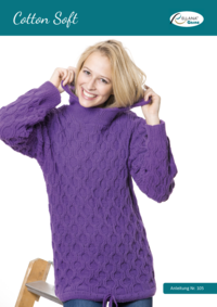 105 Cotton Soft Kapuzenpullover