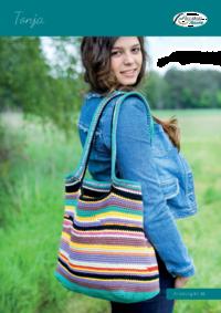 36 Tonja Schulgarn Tasche
