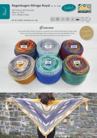 Farbkarte | Regenbogen Mirage Royal