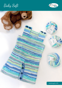 475 Baby Soft | Latzhose