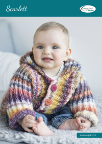 215 Scarlett | Babyjacke