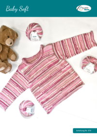 474 Baby Soft | Kinderpullover